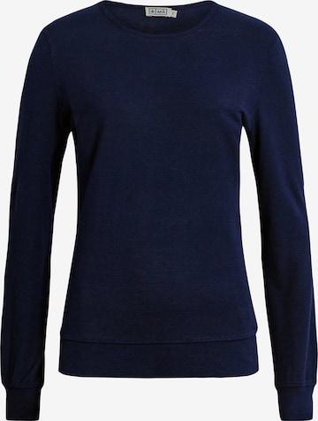 MÁ Hemp Wear Shirt 'Mira' in Blau