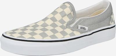 VANS Slip On tenisice 'UA Classics Slip-On' u siva / bijela, Pregled proizvoda