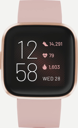 FitBit Uhr in rosa, Produktansicht