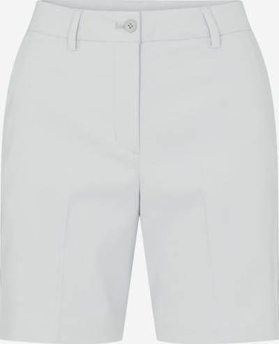 J.Lindeberg Pantalon de sport 'Gwen' en gris / blanc, Vue avec produit