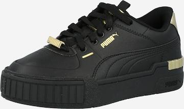 PUMA Platform trainers 'Cali' in Black