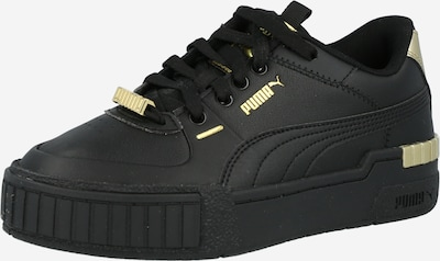 PUMA Sneakers low 'Cali' in Gold / Black, Item view
