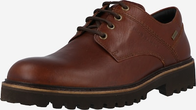 Pius Gabor Chaussure à lacets en marron châtaigne, Vue avec produit