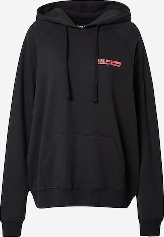True Religion Sweatshirt in Black