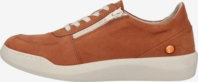 Softinos Sneakers laag in de kleur Bruin, Productweergave