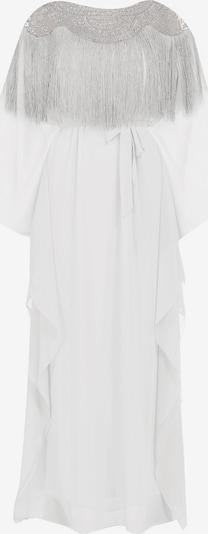 faina Avondjurk in de kleur Wit, Productweergave