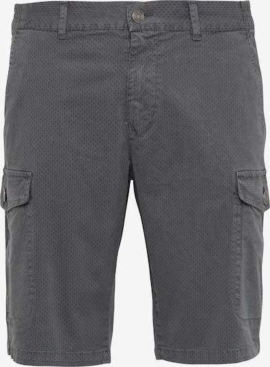 MO Shorts in schlammfarben / dunkelgrau, Produktansicht