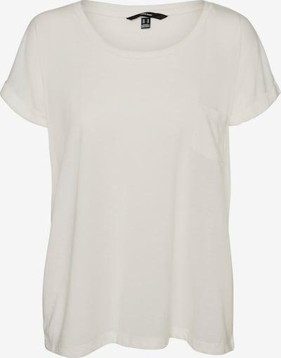 Vero Moda Curve T-Shirt 'LUA' in weiß, Produktansicht