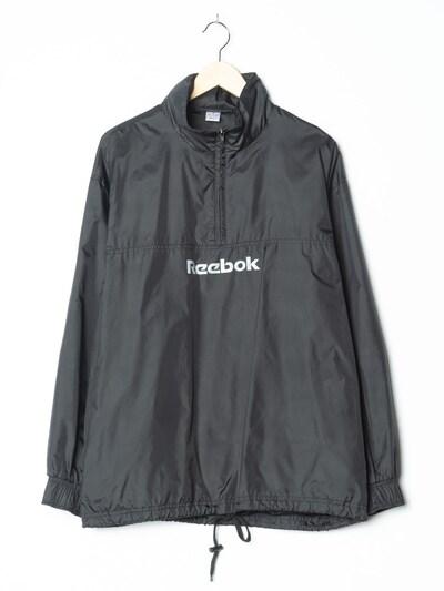 REEBOK Regenmantel in XL in schwarz, Produktansicht
