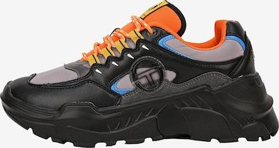 Sergio Tacchini Sneaker 'Woxed Mix' in mischfarben / schwarz, Produktansicht