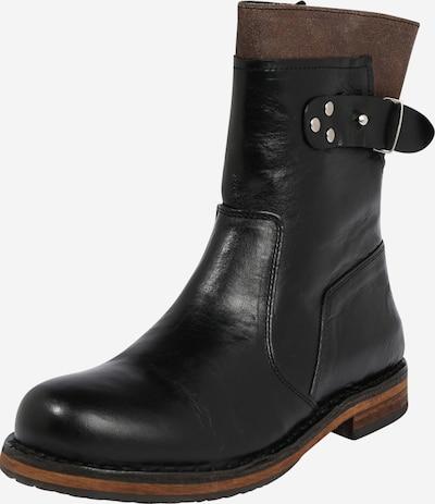 Ca Shott Boots in braun / schwarz, Produktansicht