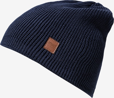 MAXIMO Beanie in dunkelblau, Produktansicht