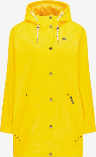 Schmuddelwedda Between-seasons coat in Yellow, Item view