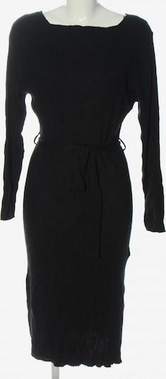 Boohoo Strickkleid in L in schwarz, Produktansicht
