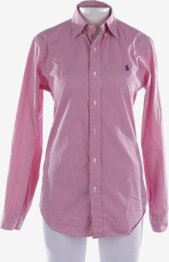 POLO RALPH LAUREN Bluse in XS in fuchsia / weiß, Produktansicht