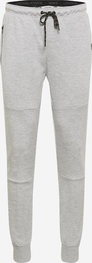 JACK & JONES Spodnie 'JJIWILL JJAIR' w kolorze jasnoszary / nakrapiany szarym, Podgląd produktu