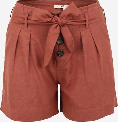 Pantaloni cutați 'VIVA' Only (Petite) pe roșu ruginiu, Vizualizare produs
