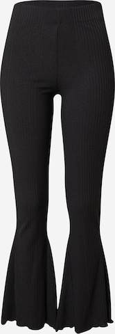 Gina Tricot Trousers 'Abbie' in Black