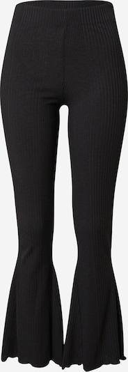 Pantaloni 'Abbie' Gina Tricot pe negru, Vizualizare produs