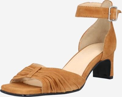 SELECTED FEMME Sandale 'MALLE' in hellbraun, Produktansicht