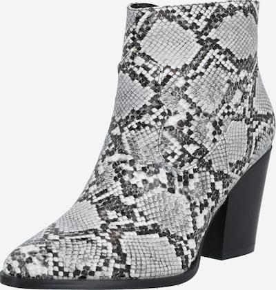 Hailys Stiefelette 'BE Savanna' in grau / schwarz, Produktansicht