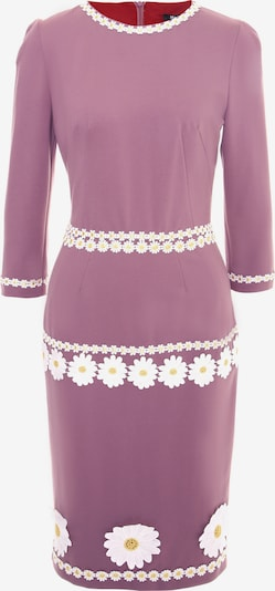 Madam-T Kokerjurk 'Recana' in de kleur Pink, Productweergave