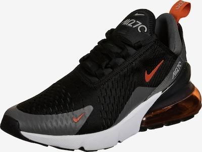 Nike Sportswear Sneaker 'Air Max 270' in grau / orange / schwarz, Produktansicht