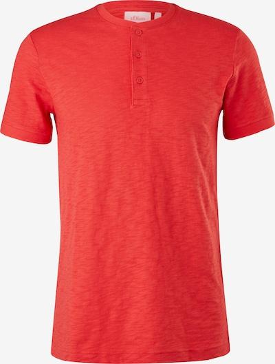 s.Oliver Tričko - oranžovo červená, Produkt