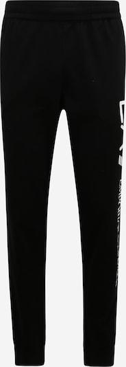 EA7 Emporio Armani Bikses, krāsa - melns / balts, Preces skats