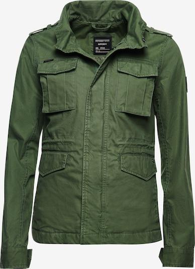 Superdry Jacke 'M65' in navy / grün / rot / weiß, Produktansicht