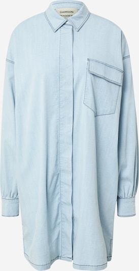 Damson Madder Рокля тип риза в светлосиньо, Преглед на продукта