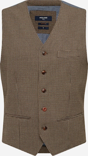 JACK & JONES Suit vest 'BLUSTUART' in brown / grey, Item view