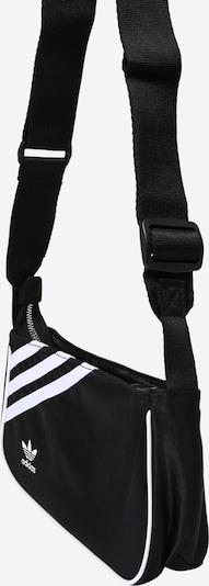 ADIDAS ORIGINALS Kulturtasche in schwarz / weiß, Produktansicht