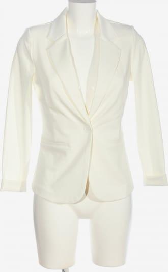 ICHI Kurz-Blazer in XS in weiß, Produktansicht