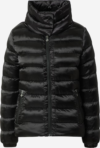 Le Temps Des Cerises Between-Season Jacket in Black