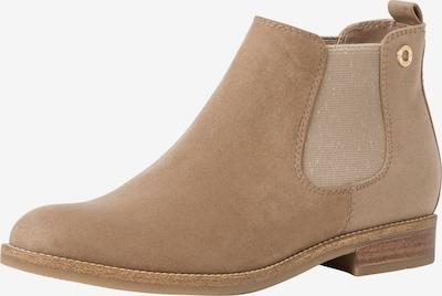 s.Oliver Chelsea Boot in dunkelbeige, Produktansicht