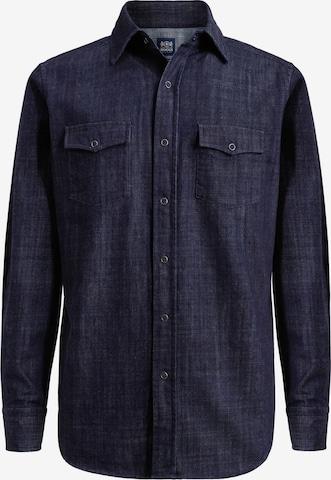 Camicia di Boggi Milano in blu