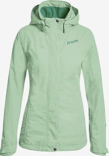 Maier Sports Jacke in mint, Produktansicht