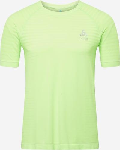 ODLO T-Shirt fonctionnel en kiwi / argent, Vue avec produit