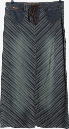 MOGUL Skirt in L in Blue / Light grey, Item view
