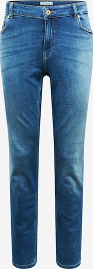 Jeans ONLY Carmakoma di colore blu denim, Visualizzazione prodotti