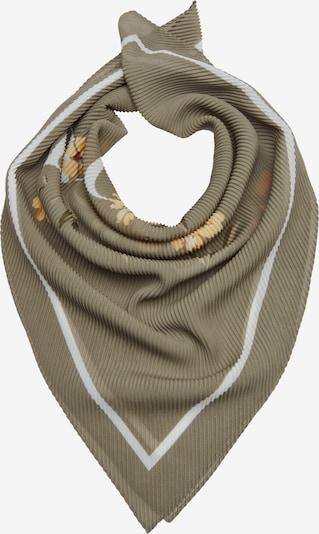 s.Oliver Stoffen mondkapje in de kleur Geel / Kaki / Bordeaux / Wit, Productweergave