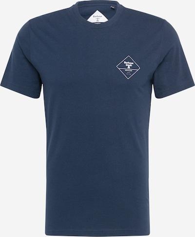 Barbour Beacon Тениска в нейви синьо / бяло, Преглед на продукта