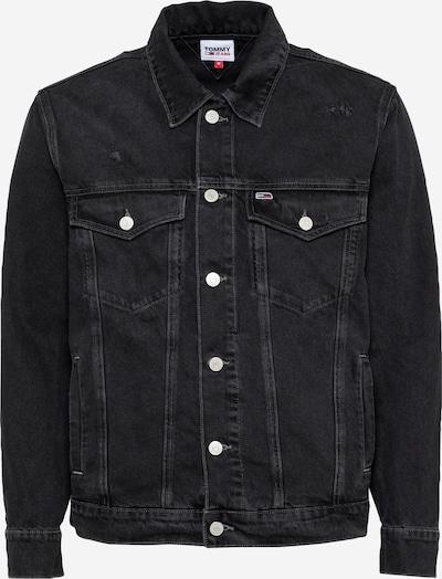 Tommy Jeans Starpsezonu jaka melns džinsa, Preces skats