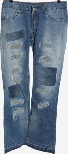 Blue Monkey Jeansschlaghose in 29/32 in blau, Produktansicht