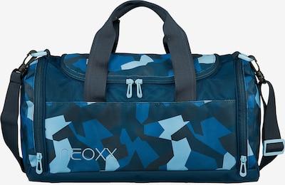 neoxx Sporttasche 'Champ Stay' in royalblau / pastellblau / hellblau, Produktansicht