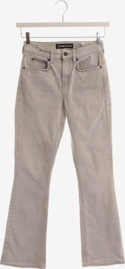 DRYKORN Jeans in 26/34 in hellgrau, Produktansicht
