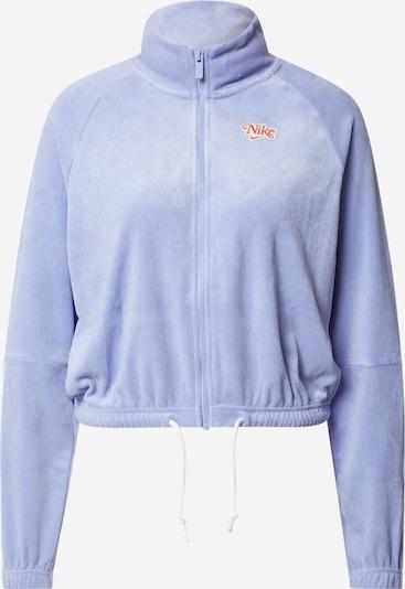 Nike Sportswear Veste de survêtement 'Retro' en lilas, Vue avec produit