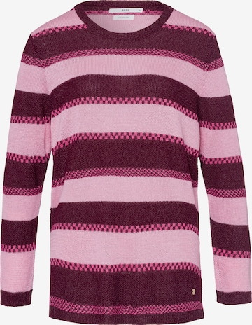 BRAX Pullover in Pink