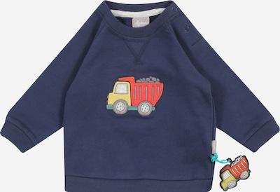 SIGIKID Sweater majica u mornarsko plava / žuta / siva / zelena / crvena, Pregled proizvoda